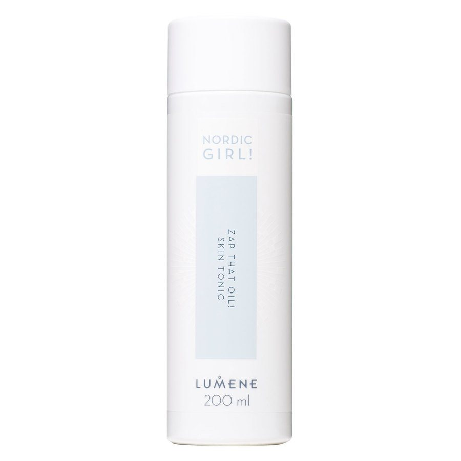 Lumene Nordic Girl! Zap That Oil! Skin Tonic 200ml