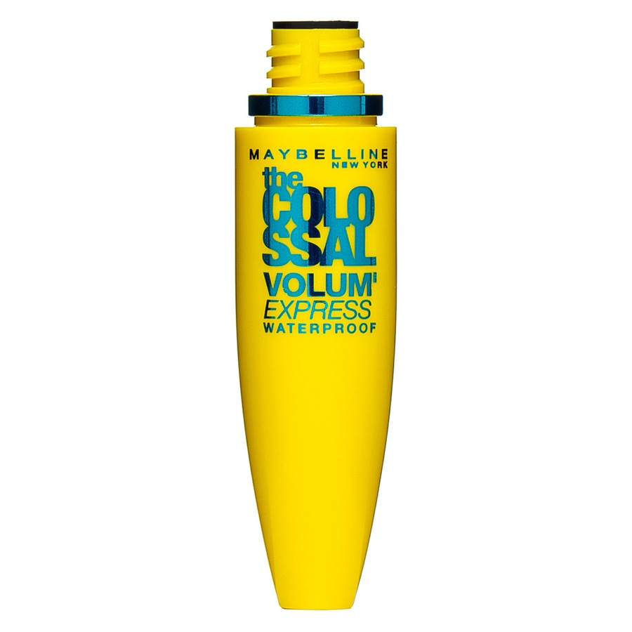 Maybelline Volum' Express The Colossal Waterproof Mascara Glam Black 10,7ml