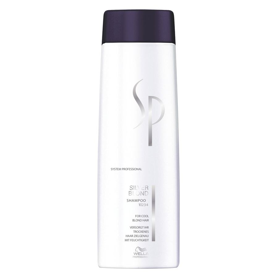 Wella SP Silver Blond Shampoo 250 ml