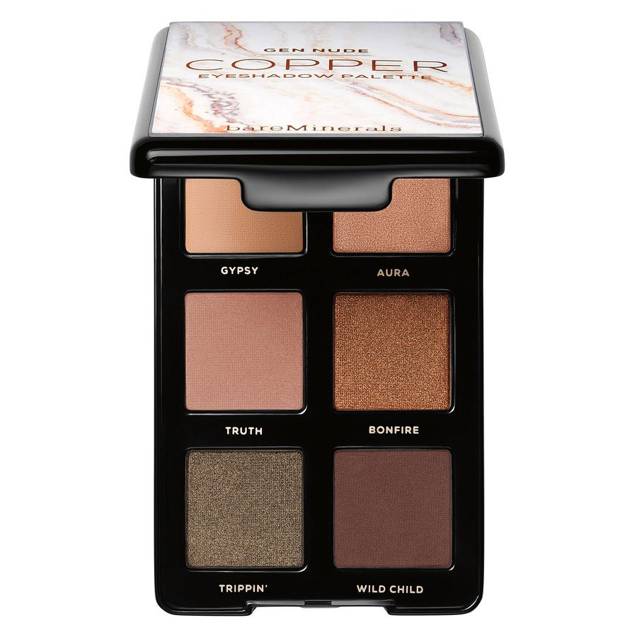 bareMinerals Gen Nude Eyeshadow Palette 1,19 g - Medium To Tan