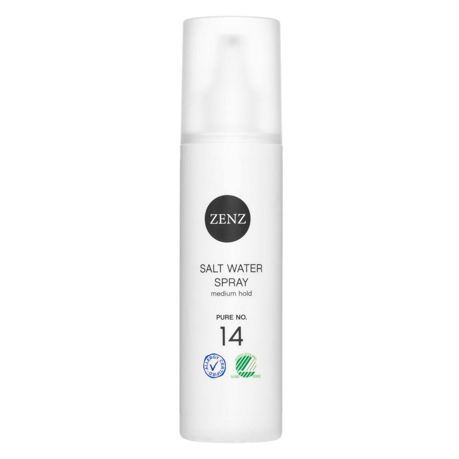 Zenz Organic 14 Salt Water Spray Pure Medium Hold 200 ml