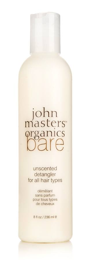 John Masters Organics Bare Unscented Detangler for All Hair Types 236 ml