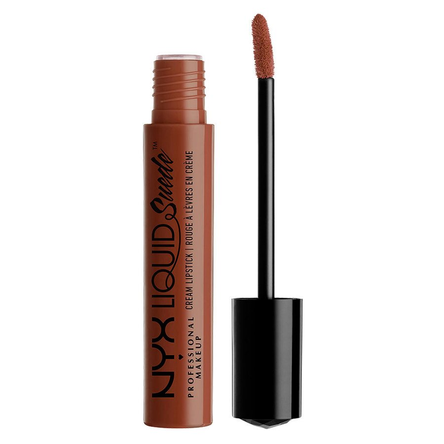 NYX Professional Makeup Liquid Suede Cream Lipstick – Sandstorm 4ml