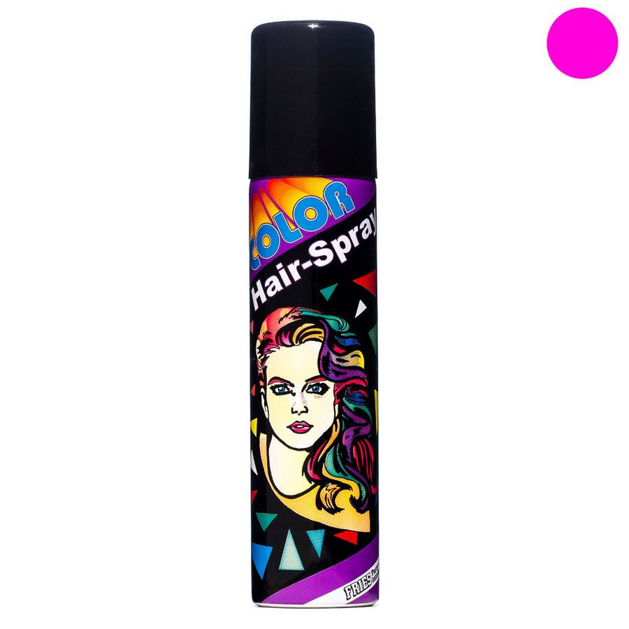 Fries Color Hair-Spray 100ml – Pink