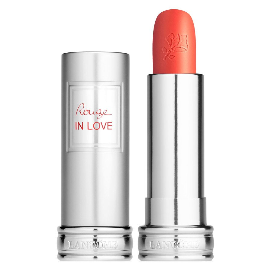 Lancôme Rouge in Love Lipstick – 146B Miss Coquelicot