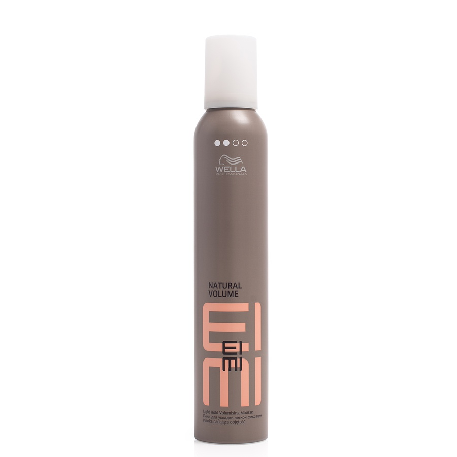 Wella Professionals Eimi Natural Volume Light Hold Volumising Mousse 300 ml