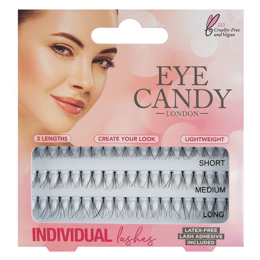 Eye Candy Invidviual Lashes Combo 50's
