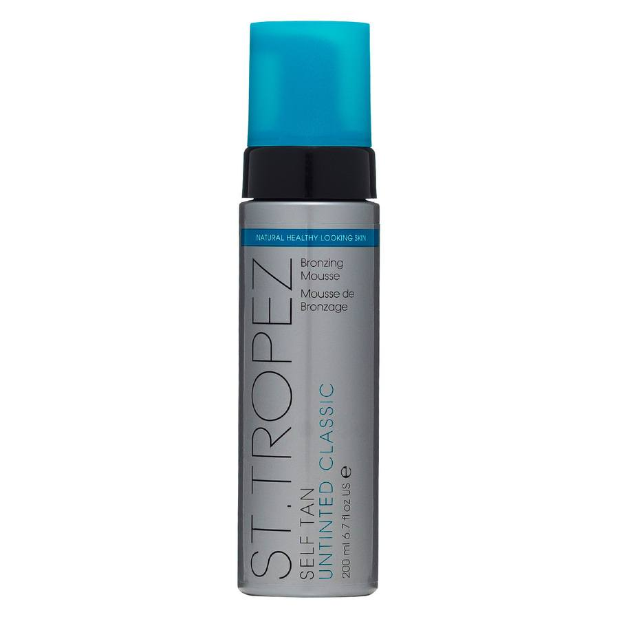 St.Tropez Self Tan Untinted Classic Bronzing Mousse 200ml