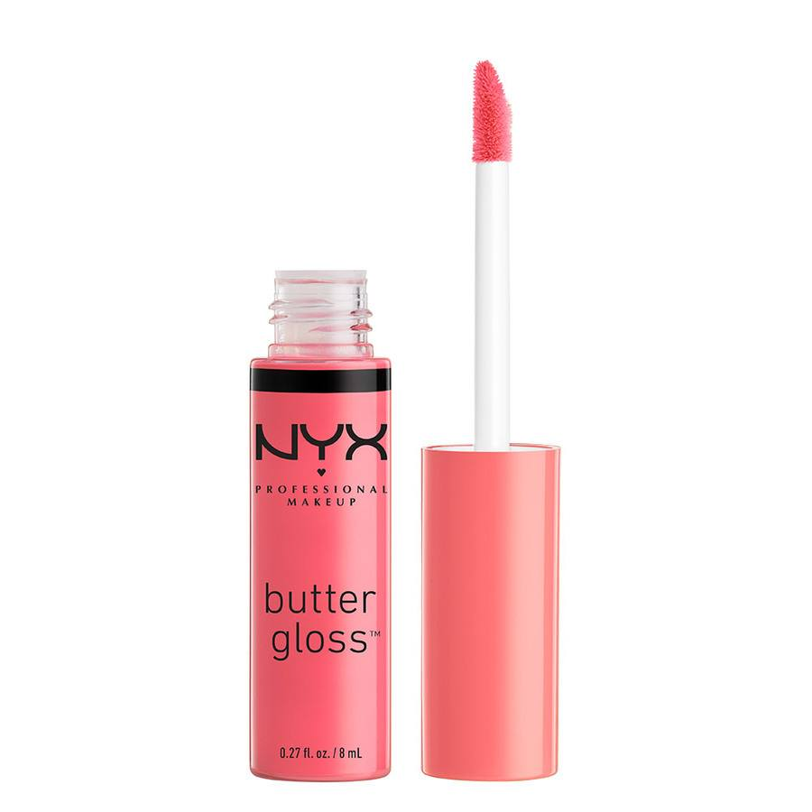 NYX Prof. Makeup Butter Gloss – Peaches And Cream 6,5g