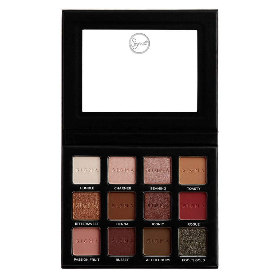 Sigma Warm Neutrals Volume 2 Eyeshadow Palette 13,23 g
