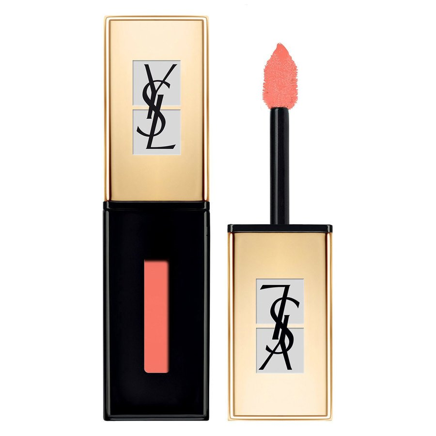 Yves Saint Laurent Vernis à Lèvres Glossy Stain Pop Water – 208 Wet Nude