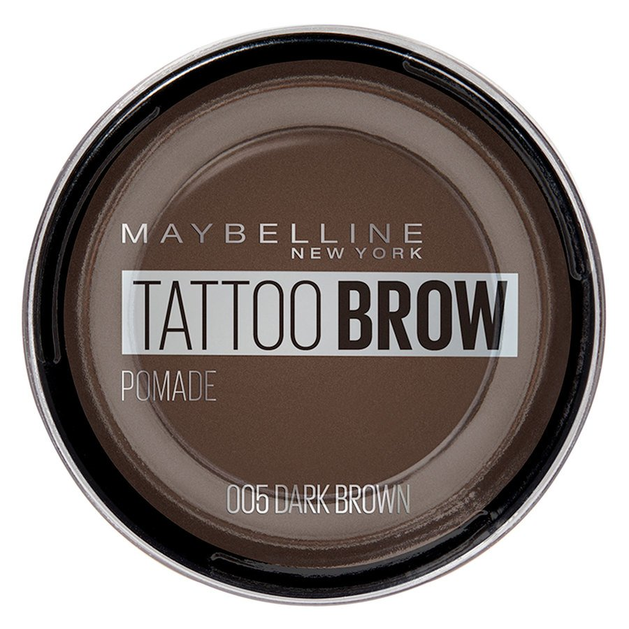 Maybelline Tattoo Brow Pomade Pot – Dark Brown