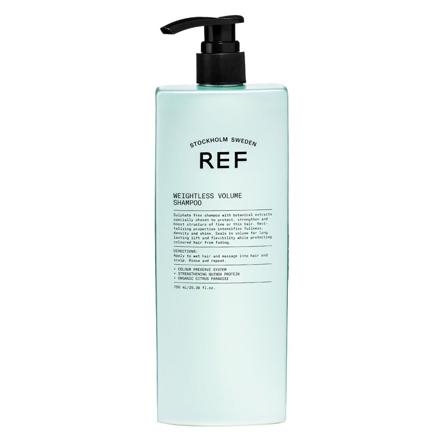 REF Weightless Volume Shampoo 750ml