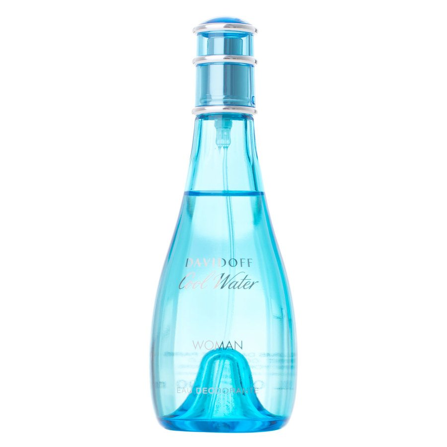 Davidoff Cool Water Woman Eau Deodorante Natural Spray 100ml