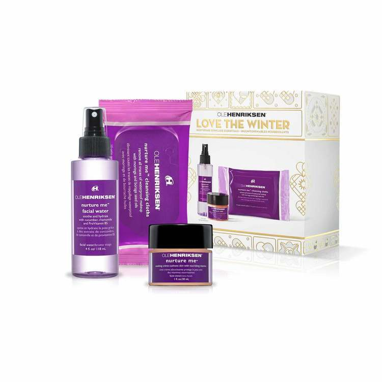 Ole Henriksen Love The Winter Gift Set (3 tuotetta)