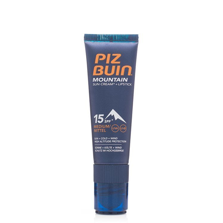 Piz Buin Mountain Cream + Stick SPF15 20 ml