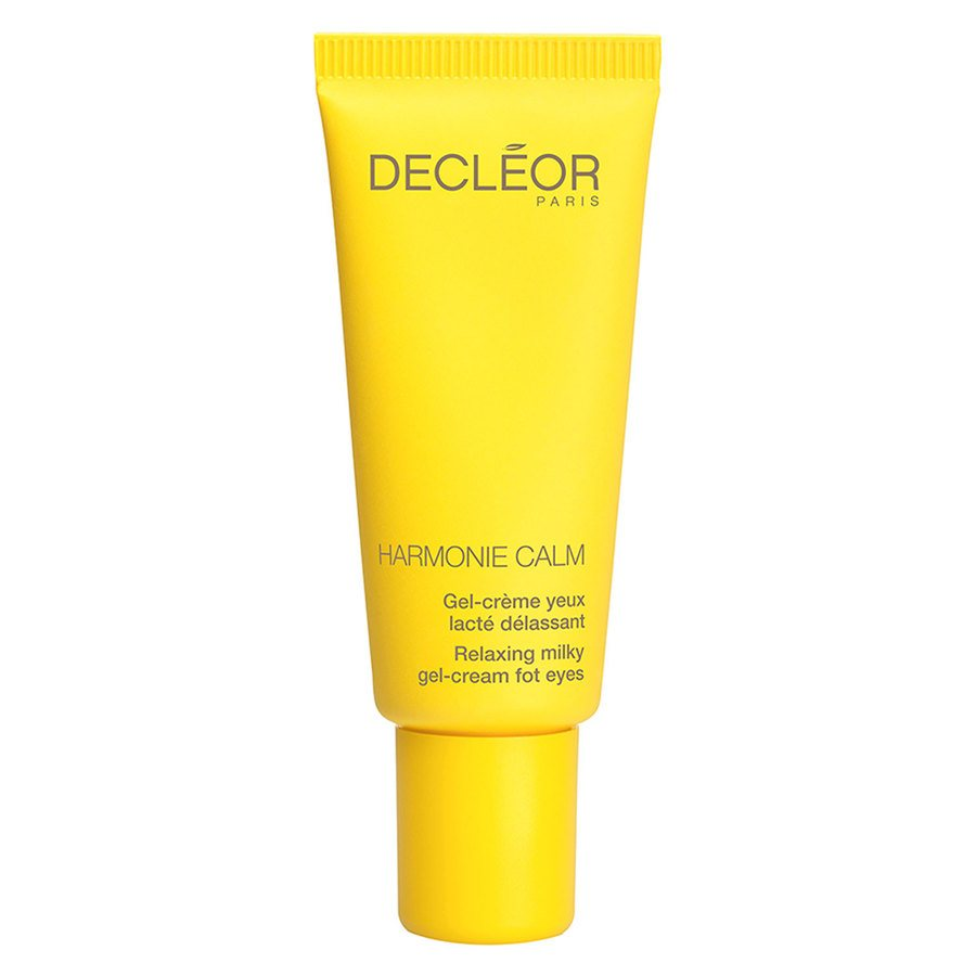 Decléor Harmonie Calm Relaxing Milky Gel-Cream For Eyes 15 ml