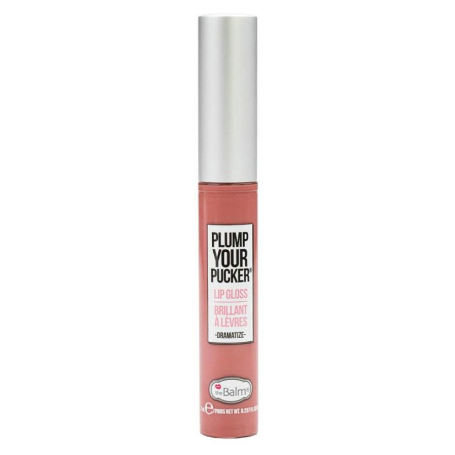 theBalm Plump Your Pucker Lip Gloss Dramatize 7 ml