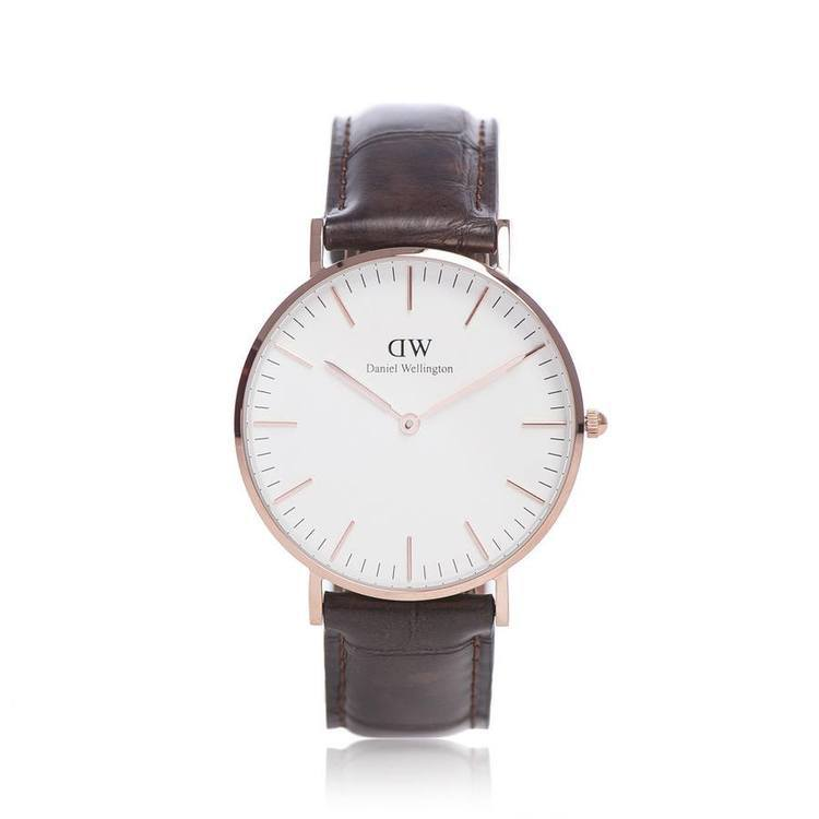 Daniel Wellington York Rose Gold 40 mm 0111DW