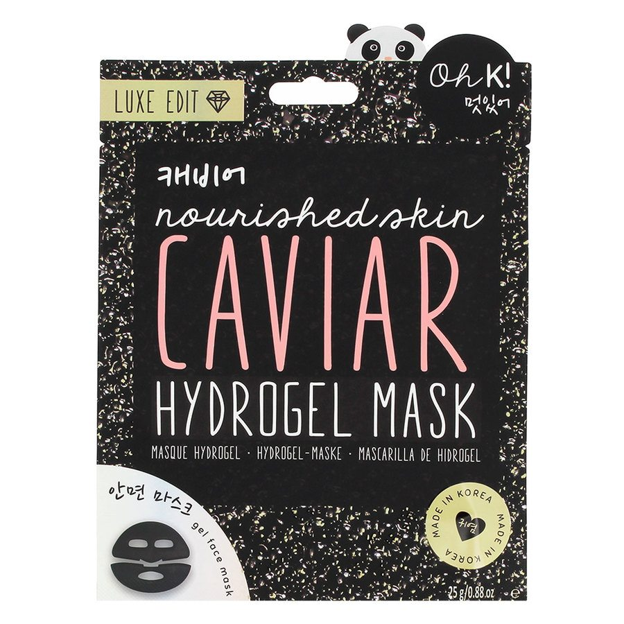 Oh K! Luxe Hydrogel Caviar Face Mask 25 g