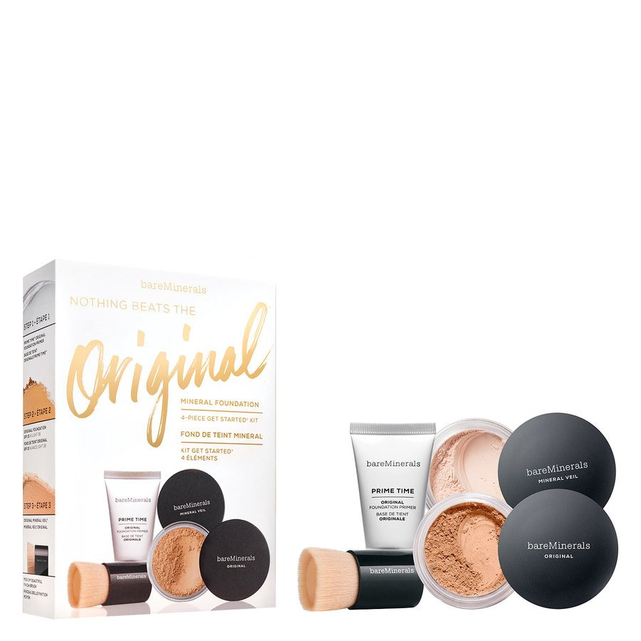 bareMinerals Grab & Go Get Started Kit Medium Tan