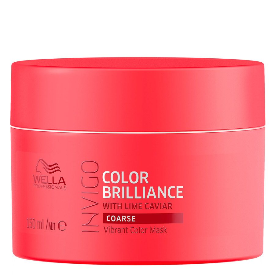 Wella Professionals Invigo Color Brilliance Mask Coarse 150 ml