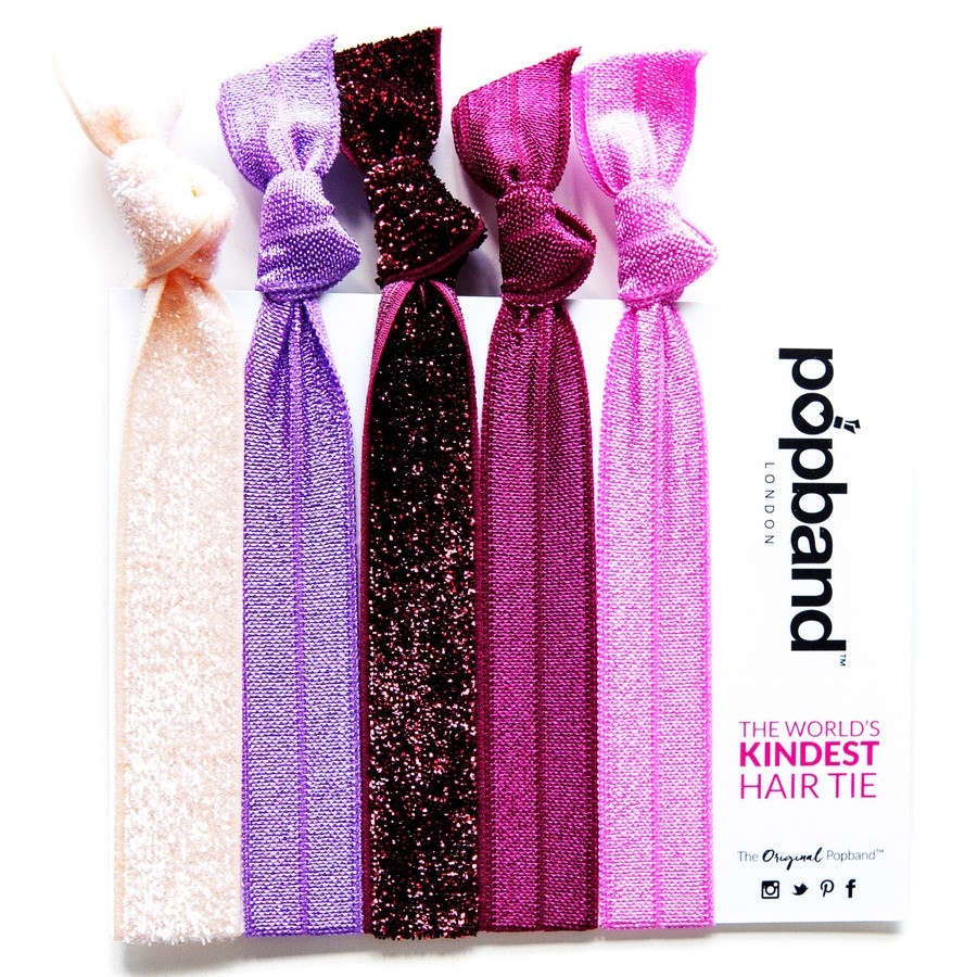 Popband Multipack - Winter Berry Print