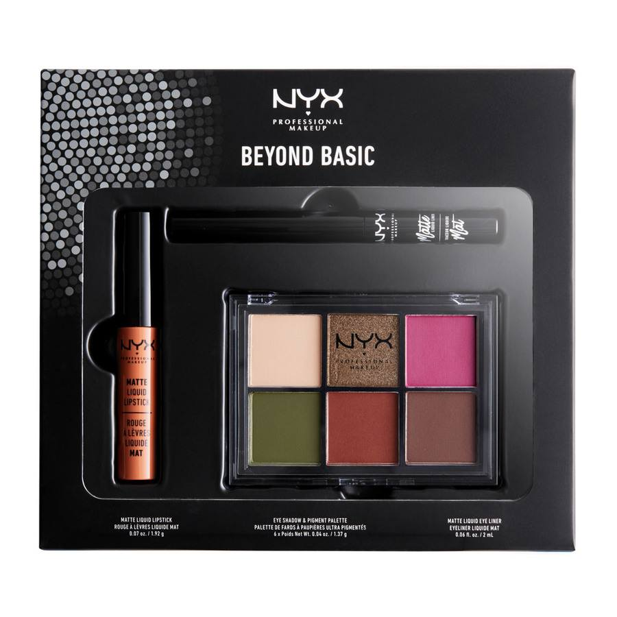 NYX Professional Makeup Go-To Goodies - Set 17
