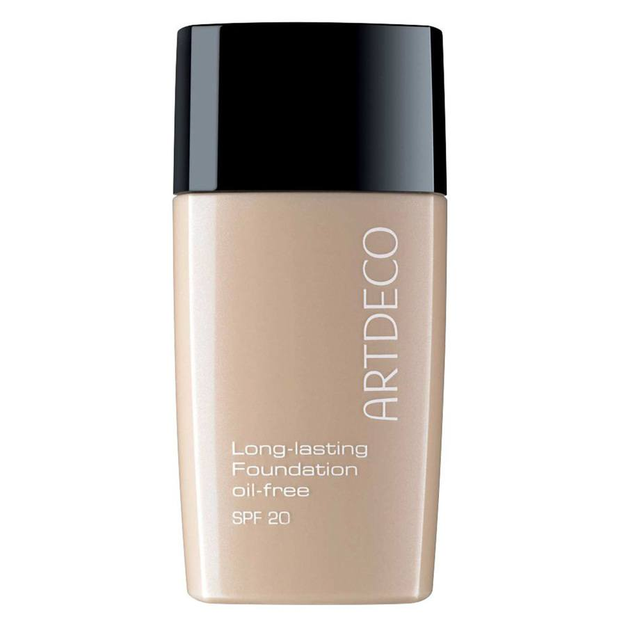 Artdeco Long-Lasting Foundation Oil-Free – 20 Spicy Almond