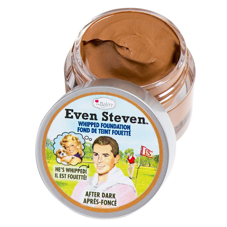 The Balm Even Steven Whipped Foundation 13,4 ml – After Dark