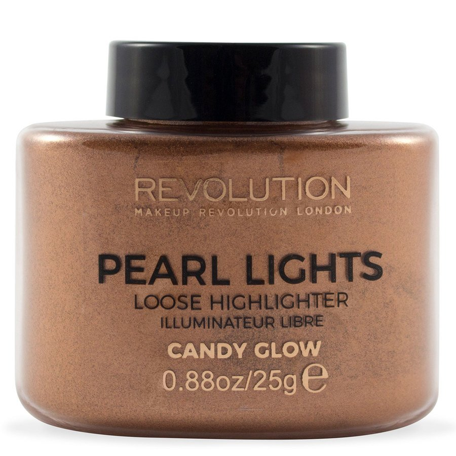 Makeup Revolution Pearl Lights Loose Highlighter 25 g – Candy Glow