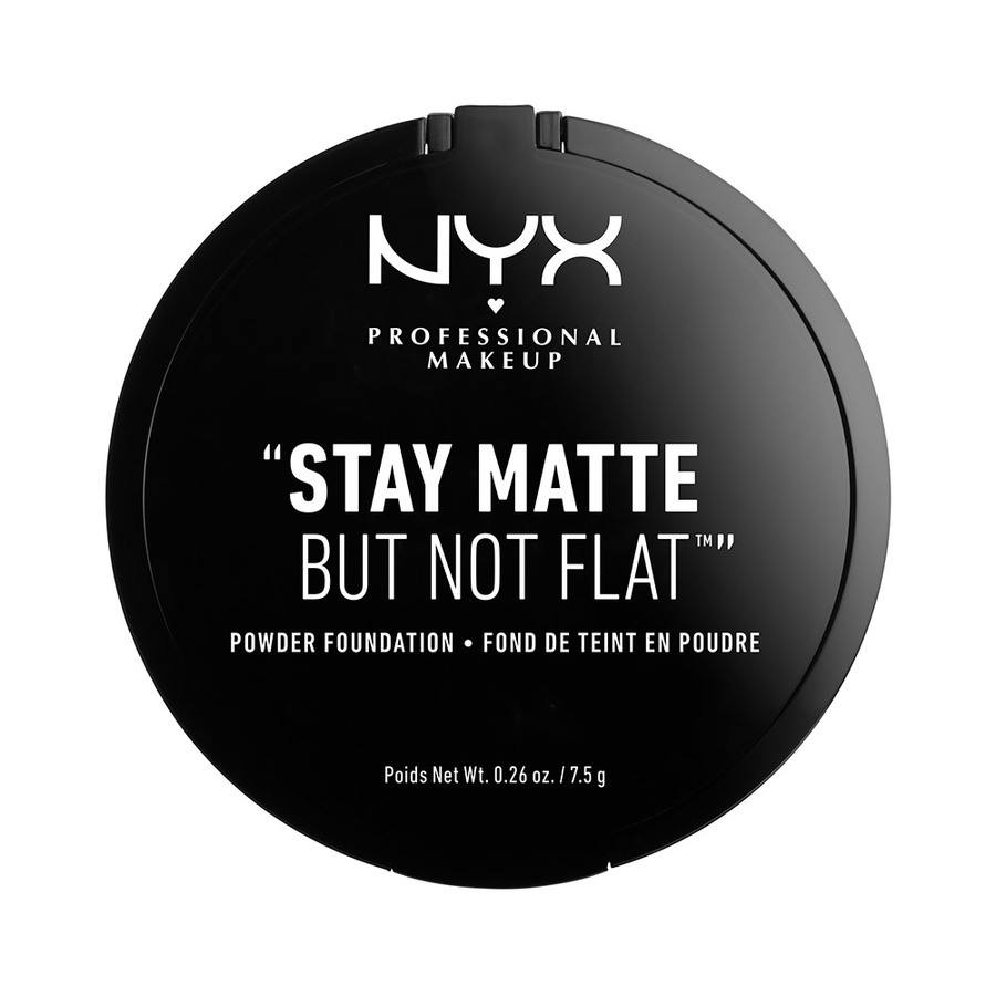 NYX Professional Makeup Stay Matte But Not Flat Powder Foundation Tan 7,5g