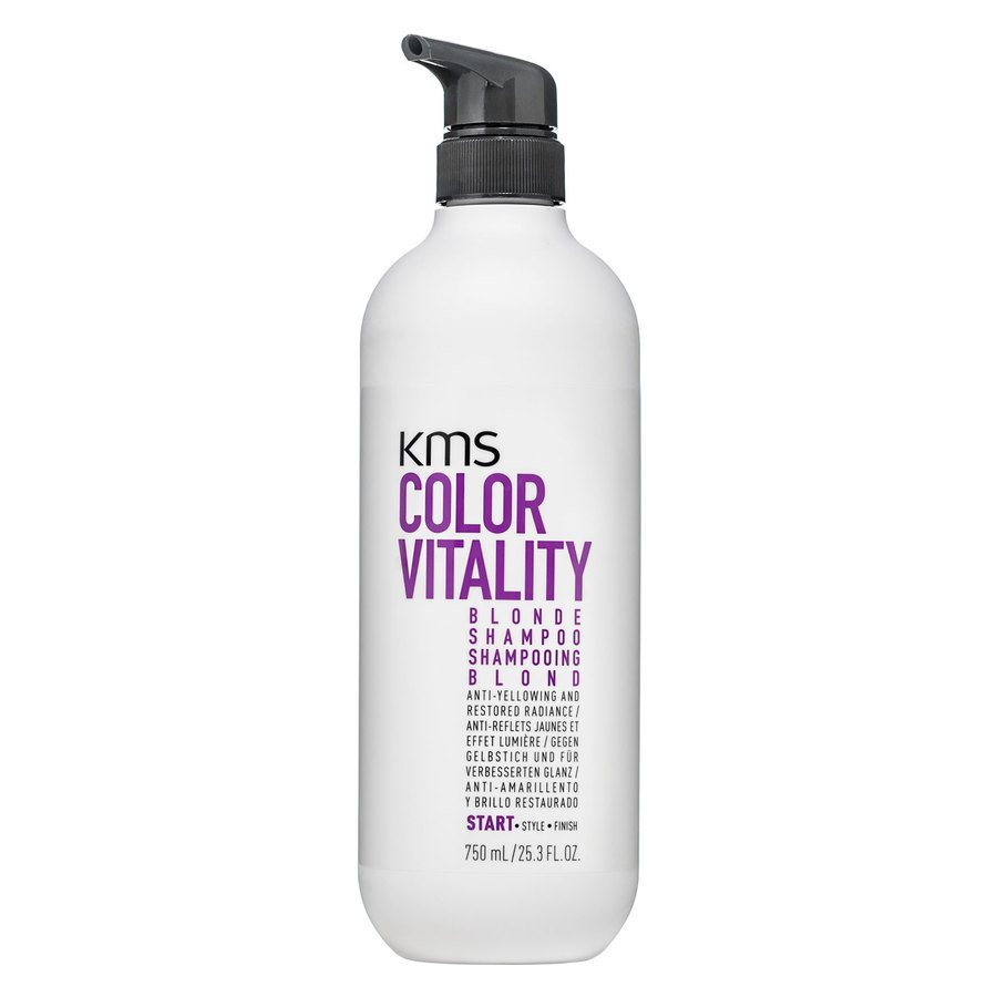KMS California Color Vitality Blonde Shampoo 750ml