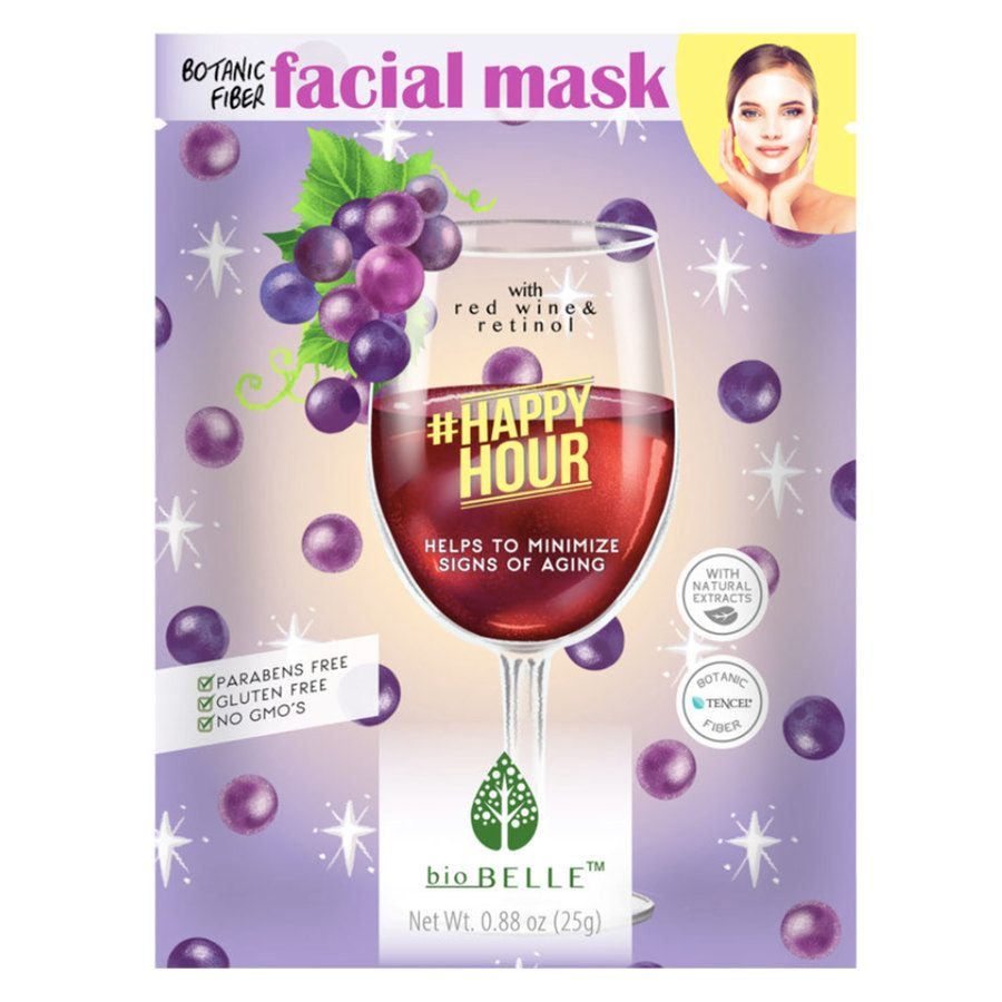 Biobelle Happy Hour Sheet Mask