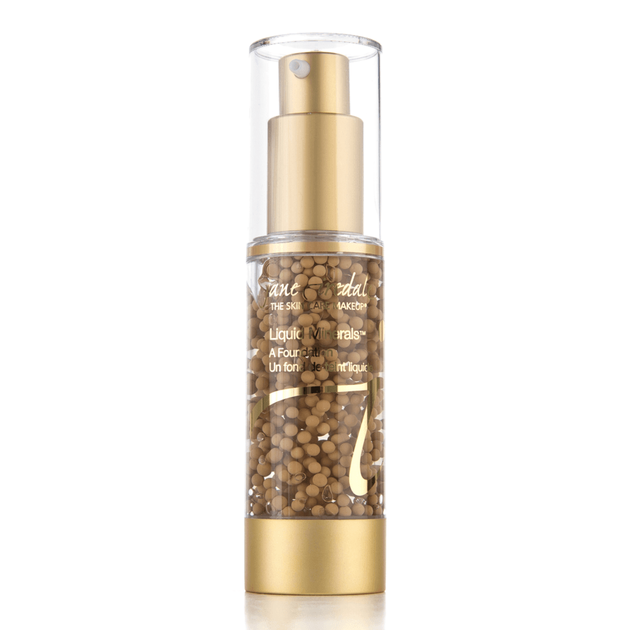 Jane Iredale Liquid Minerals Foundation – Latte 30ml