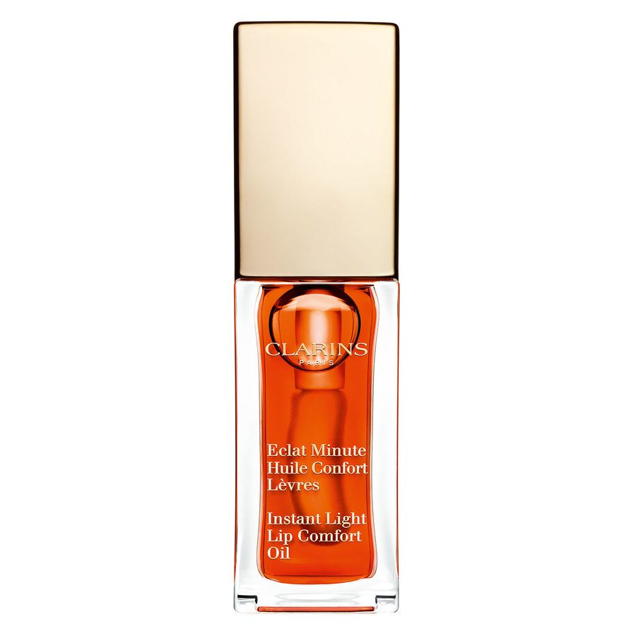 Clarins Instant Light Lip Comfort Oil 7 ml – #05 Tangerine