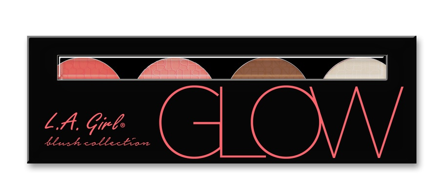 L.A. Girl Cosmetics Blush Collection - Glow GBL571