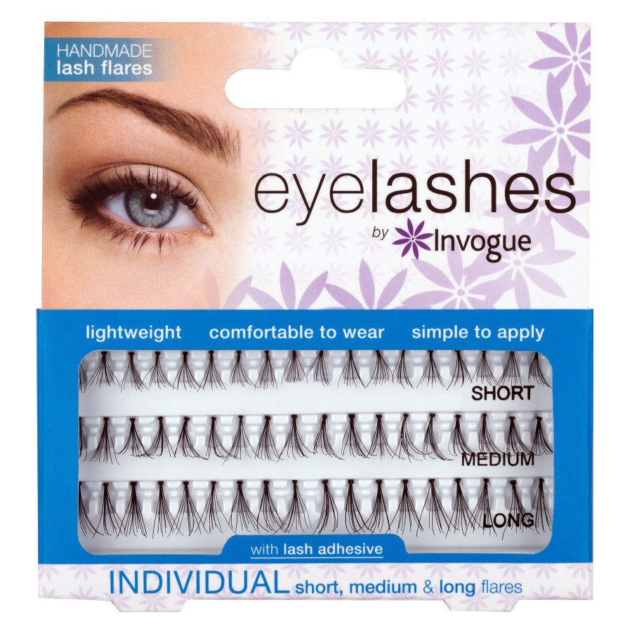 Invogue Eyelashes Individual