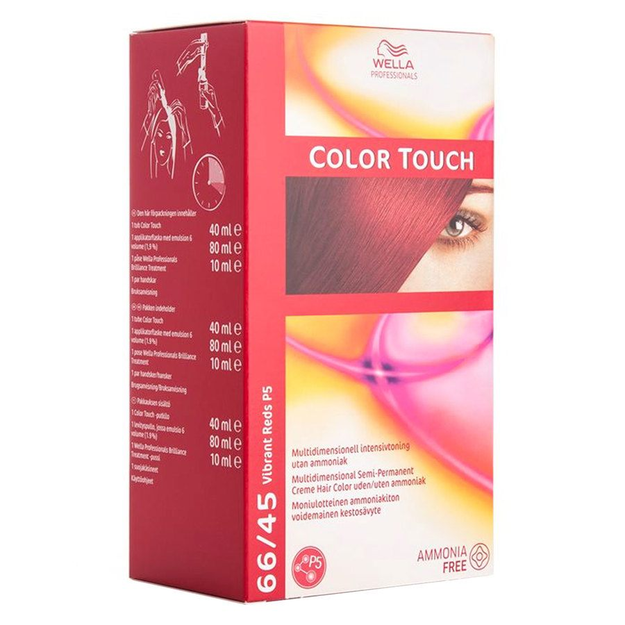 Wella Professionals Color Touch 130 ml – 66/45 Vibrant Reds P5