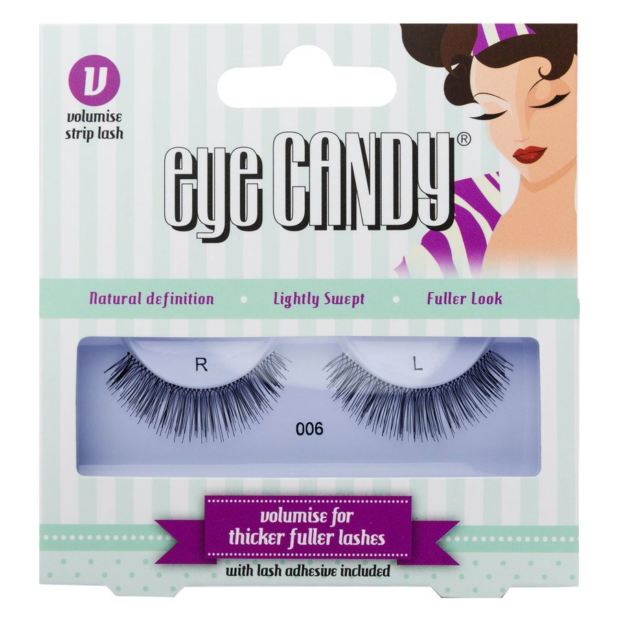 Eye Candy Volumise Strip Lash 006