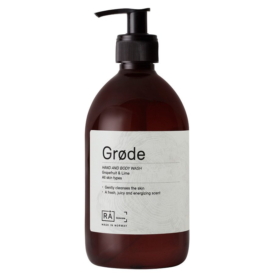 RÅ Organic Skincare (Exp 04.2019) Grøde Hand And Body Wash 500ml