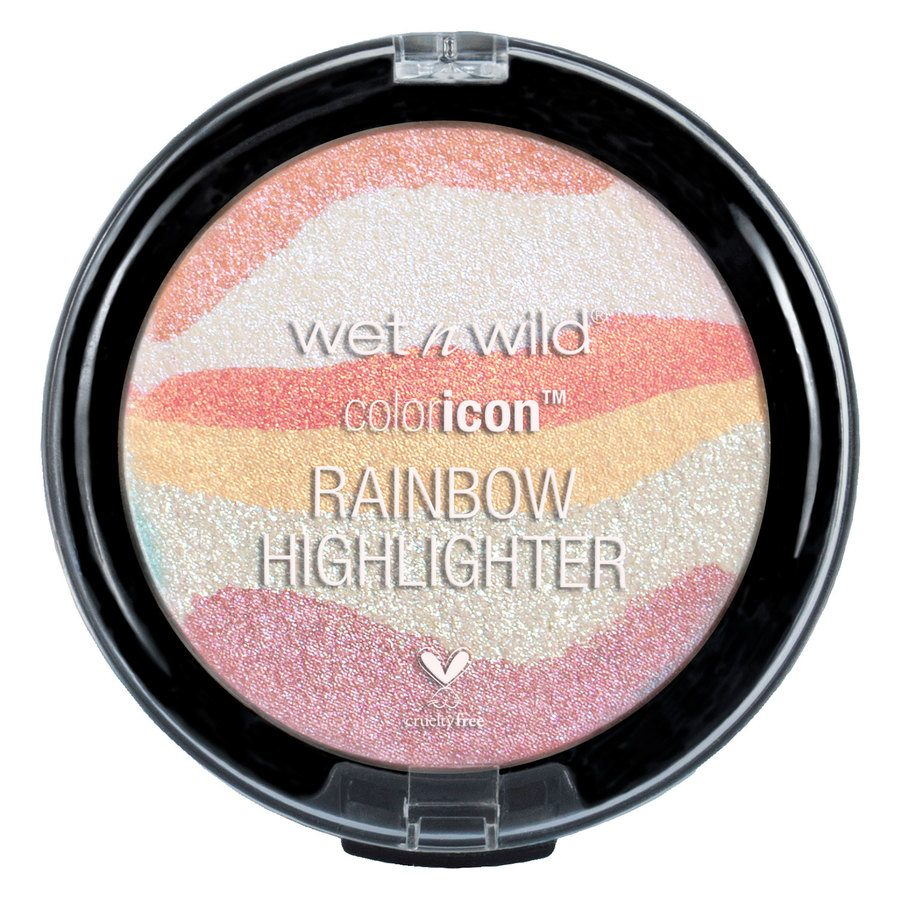 Wet n Wild Color Icon Rainbow Highlighter – Everlasting Glow