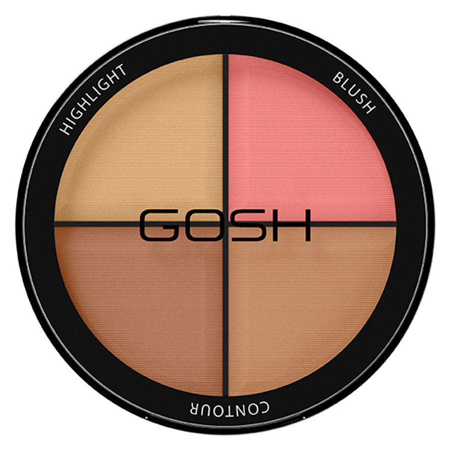 GOSH Contour'n Strobe Kit 15 g ─ #002 Medium