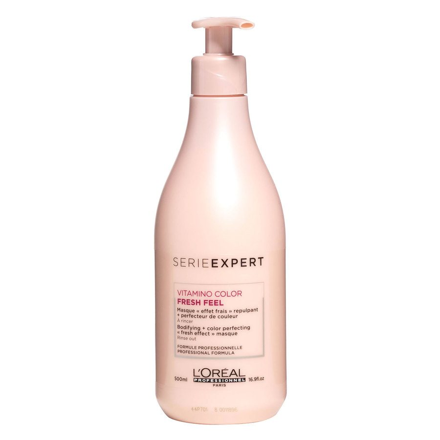 L'Oréal Professionnel Série Expert Vitamino Color Fresh Feel Masque 500 ml
