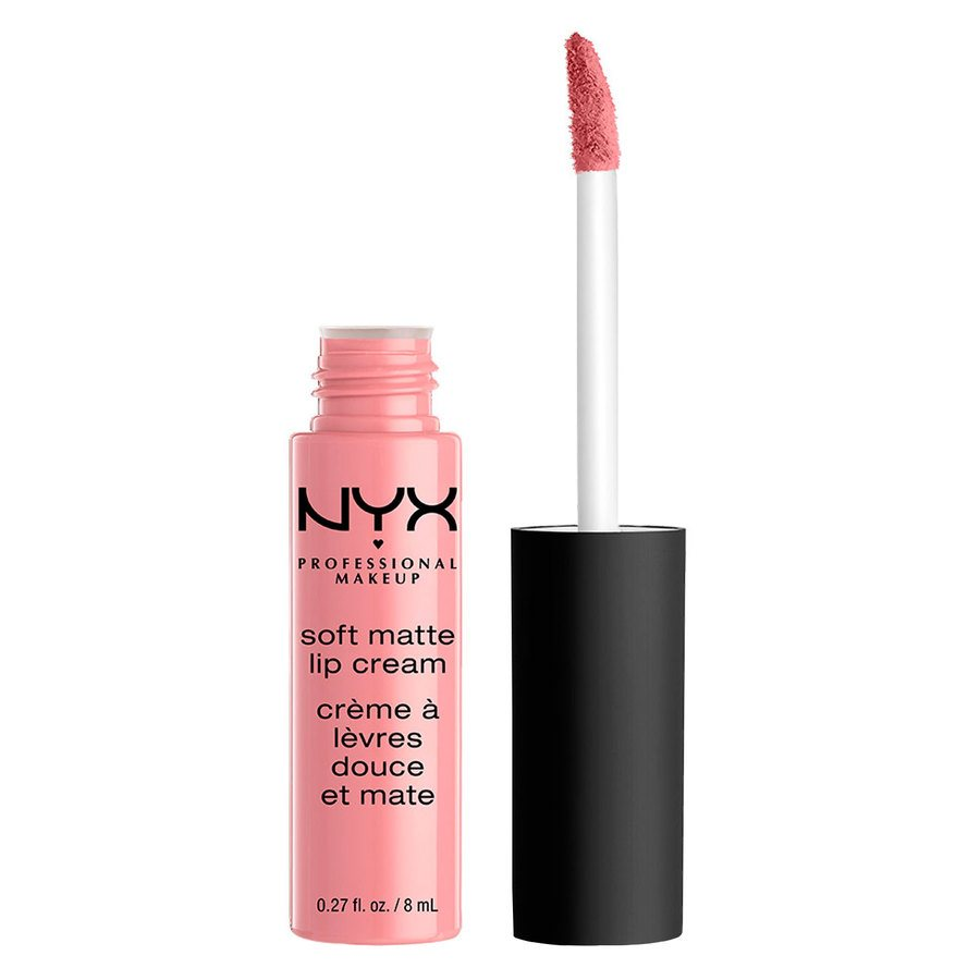 NYX Professional Makeup Soft Matte Lip Cream - Istanbul 8ml
