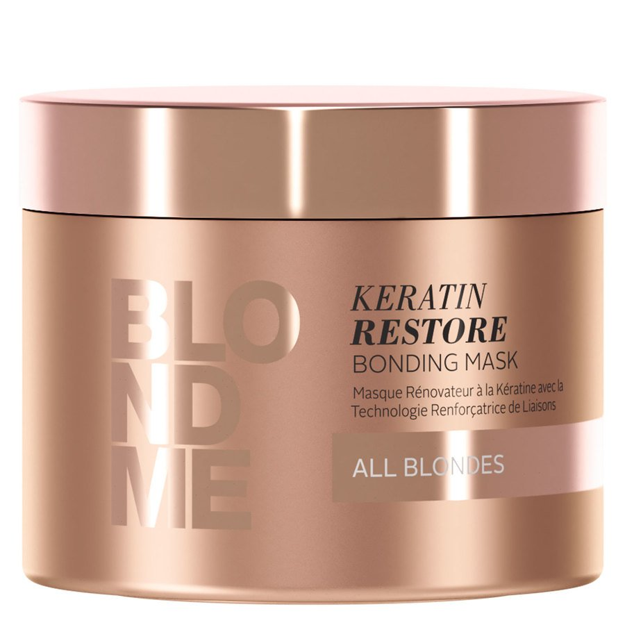 Schwarzkopf Blondme All Blondes Keratin Restore Mask 200 ml