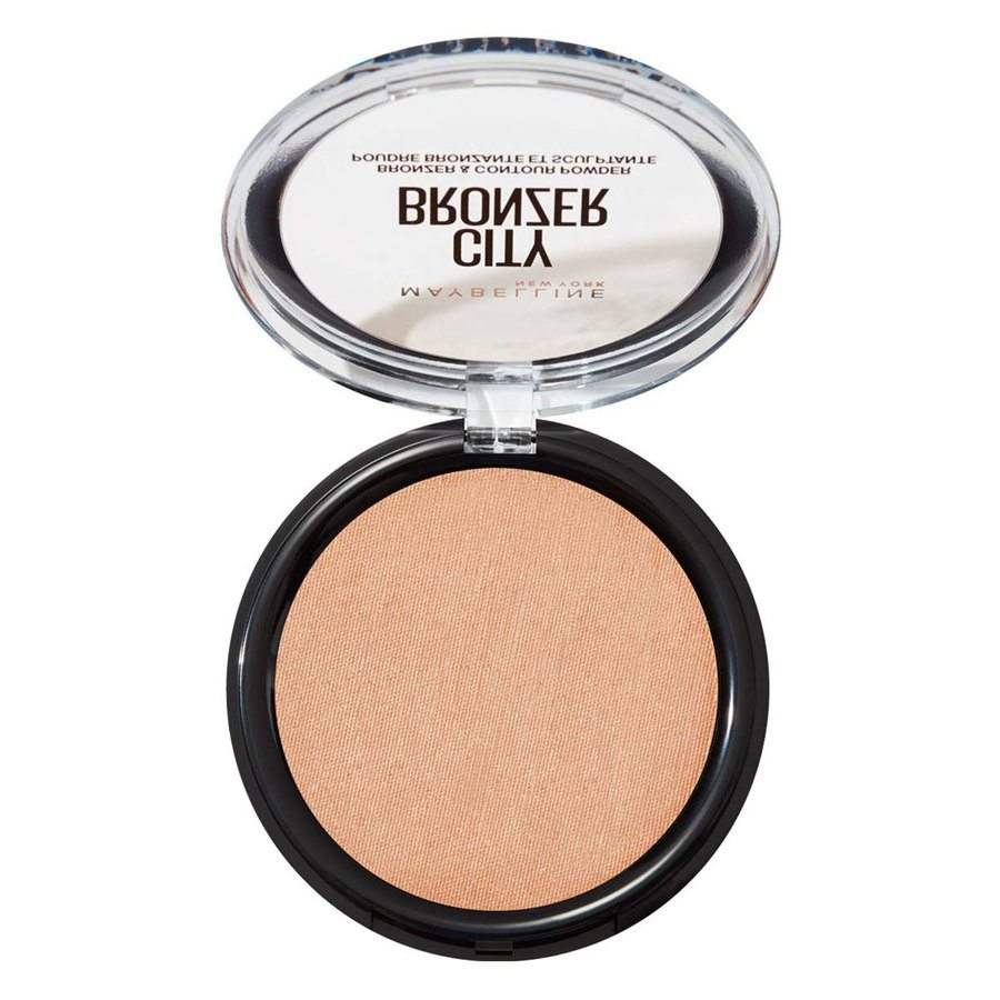 Maybelline City Bronze Powder 8 g - Medium Warm