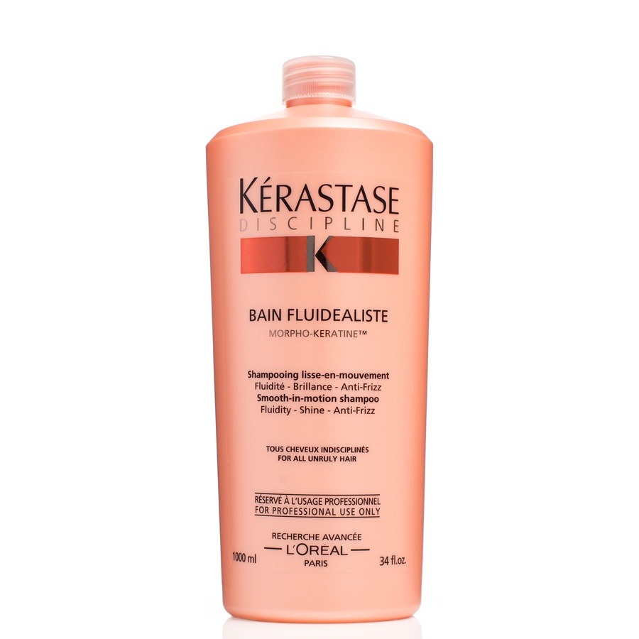 Kérastase Discipline Bain Fluidealiste Smooth-In Motion Shampoo 1 000 ml