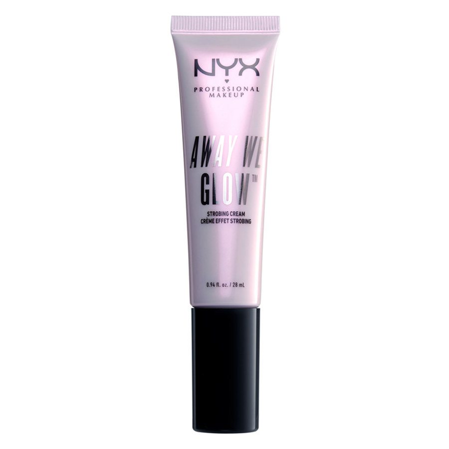 NYX Professional Makeup Away We Glow Strobing Cream 28 ml – Shade 02