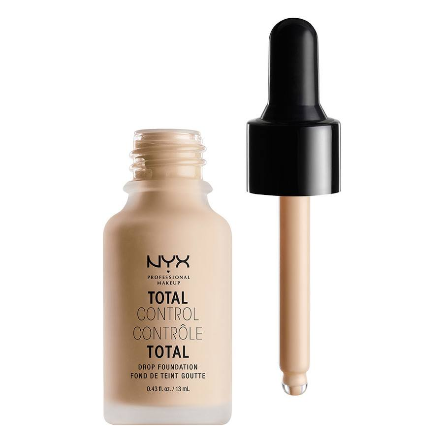 NYX Professional Makeup Total Control Drop Foundation Vanilla DF06 13ml